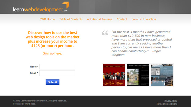 LearnWebDevelopment.com