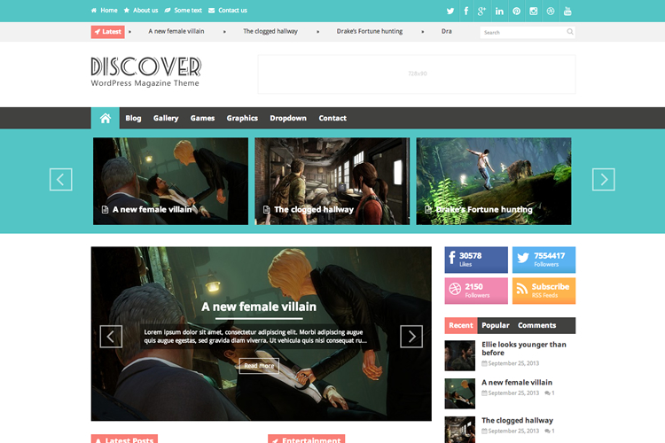 """""""Discover"""