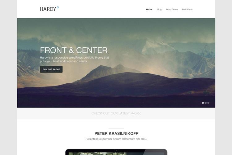 """""""Hardy"""