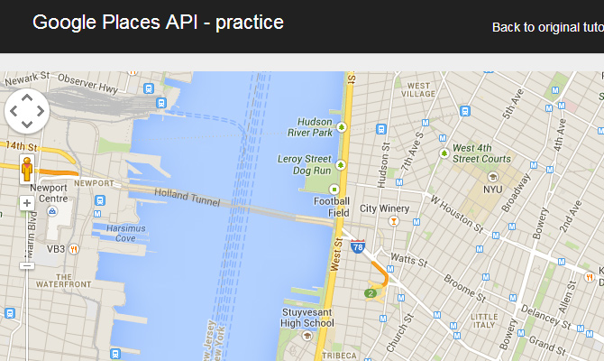 google places api tutorial jquery howto development