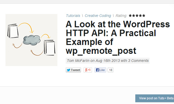 http api wordpress practical wp remote post tutorial