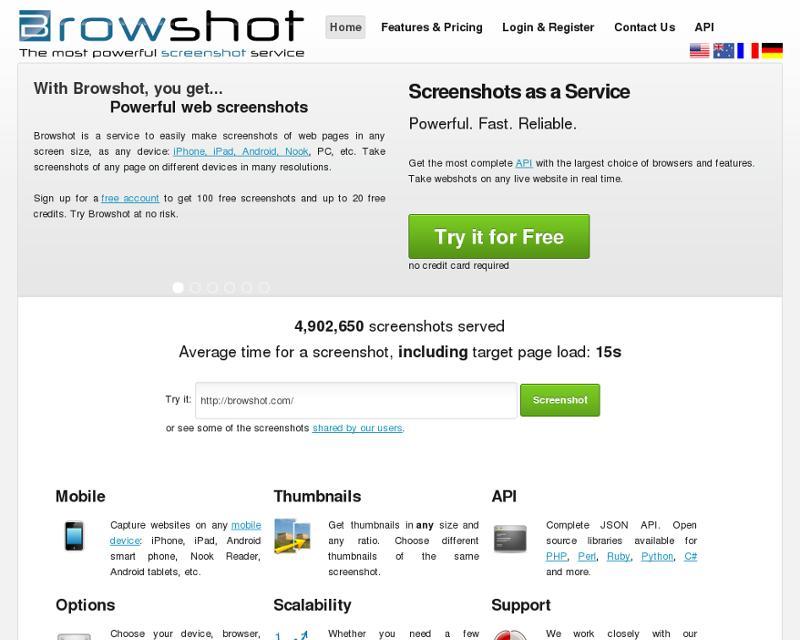 BrowShot