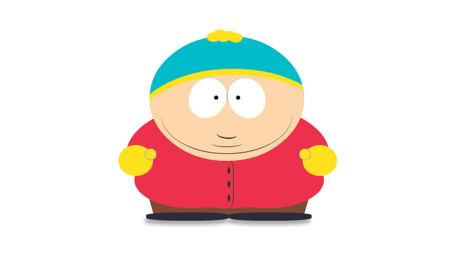 eric cartman open source css icon