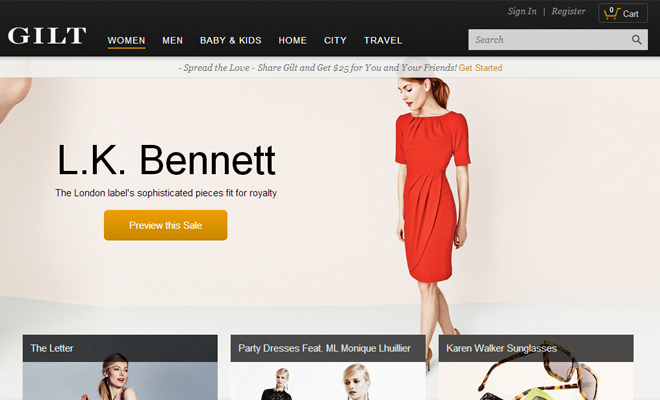 Current Design Trends For Digital Shops And E commerce