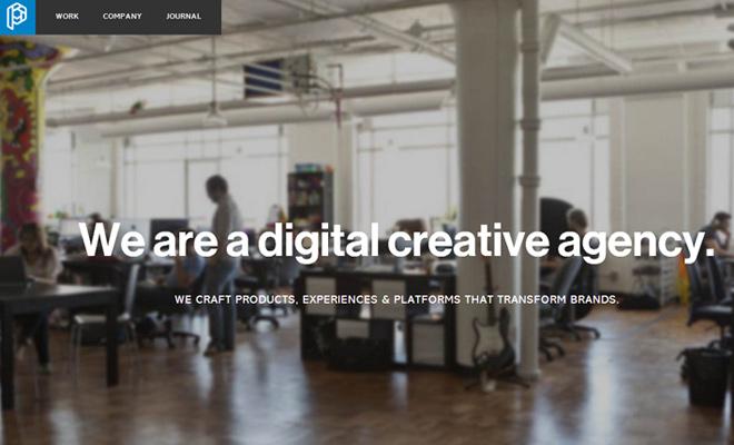 playground inc responsive website layout design