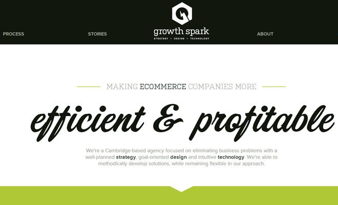 growth spark digital strategy creative agency