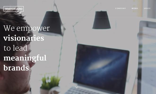 whiteboard responsive website design agency