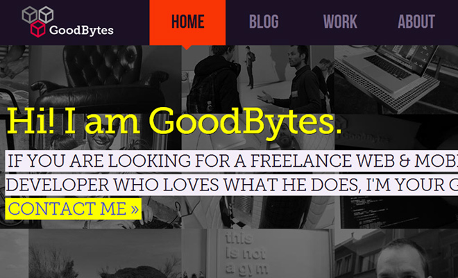goodbytes professional web design development