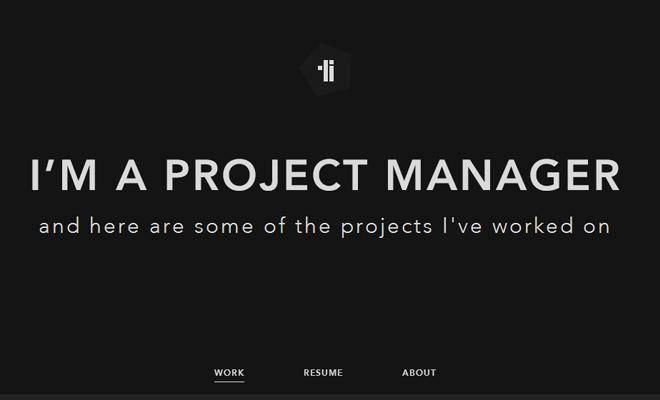 personal portfolio thibault jorge layout responsive