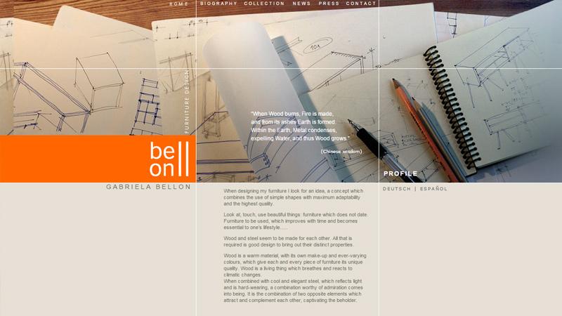 gabriela bellon interior furniture design