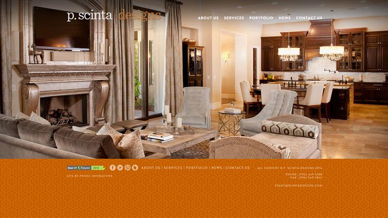 scinta designs interior decorating