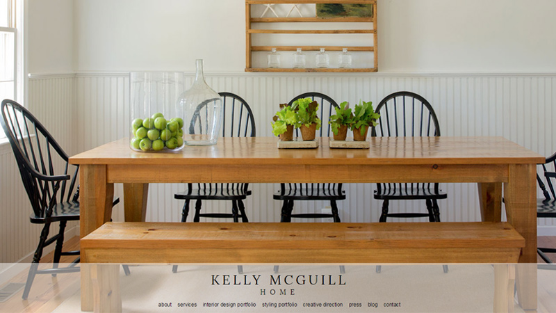kelly mcguill home interior design photo styling