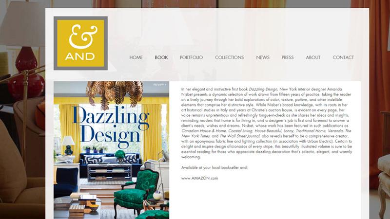 amanda nisbet interior design agency