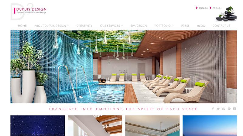 dupuis design interior architecture decorating