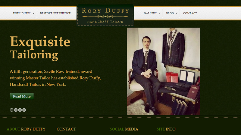 rory duffy handcrafted tailoring services