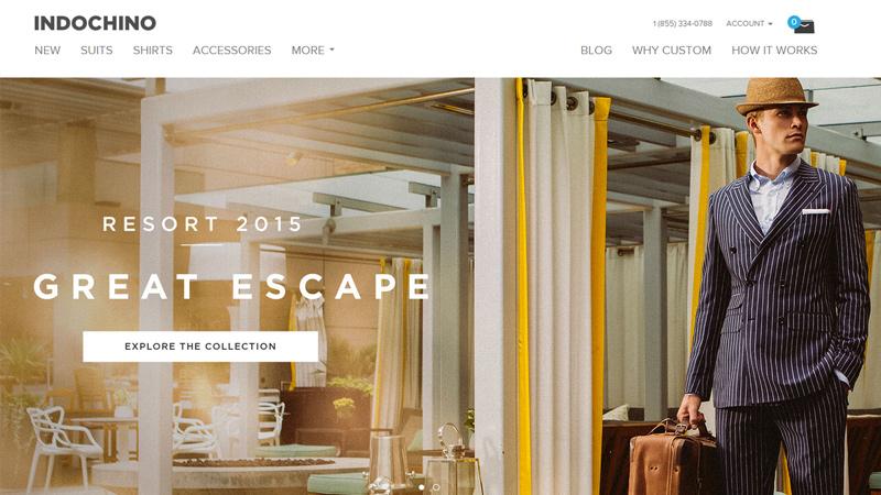 custom menus suits tailors indochino