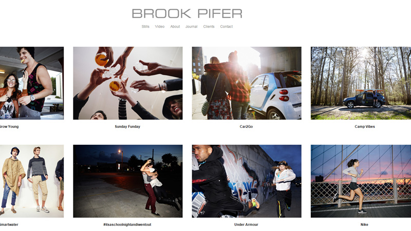 brook pifer photographer freelance portfolio