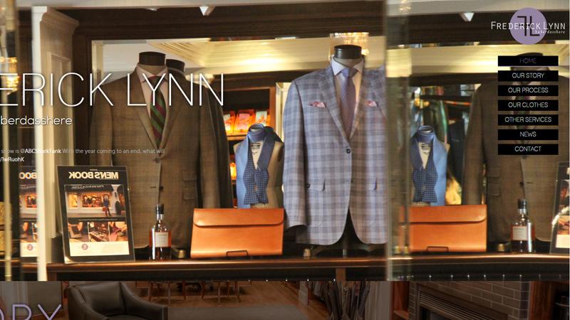 frederick lynn haberdashery custom mens clothing
