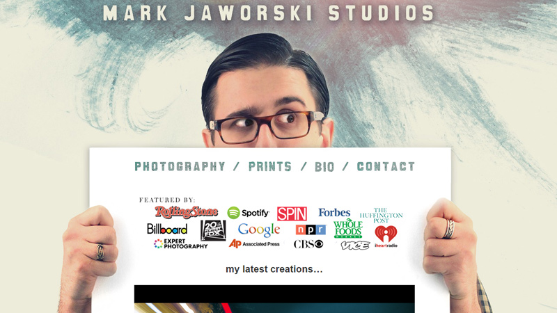 mark jaworski studio creative agency photography