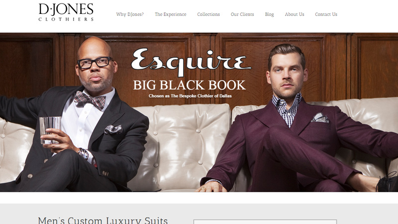 texas custom bespoke suits djones
