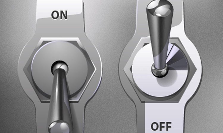 ui toggle switch illustrator graphics
