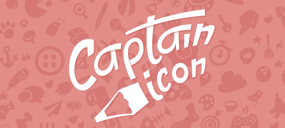 Captain Icon free iconset