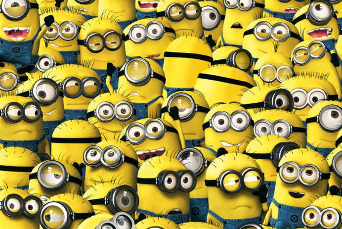 Minion-Yellow